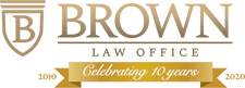 Logo of Brown Law Office