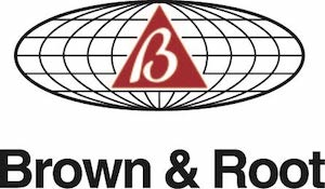 Brown & Root Company logo